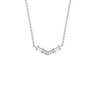 Elli Premium Silber Damen Anhänger Halskette 0104171818_45