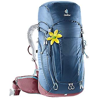 Deuter Trail Pro 34 SL Casual Backpack - 64 cm - liters - Blue (Midnight-Maron)