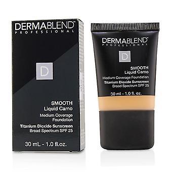 Dermablend Smooth Liquid Camo Foundation Spf 25 (medium Coverage) - Bisque (30w) - 30ml/1oz