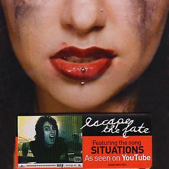Escape the Fate - Dying Is Your Latest Fashion [CD] USA import