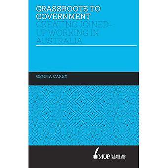 Grassroots regering: Creëren van toegetreden-up werken in Australië