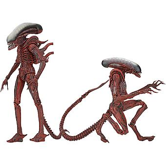 "Aliens Genocide Big Chap & Dog Alien 7"" Action Figure 2 Pack"
