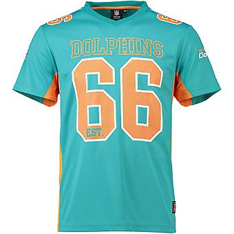 Majestic NFL MORO Polymesh Jersey shirt - Miami Dolphins