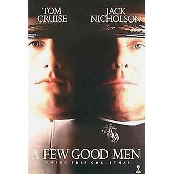 Ein paar gute Männer (einseitige Vorlauf) (Uv beschichtet/Hochglanz) Original Kino Poster
