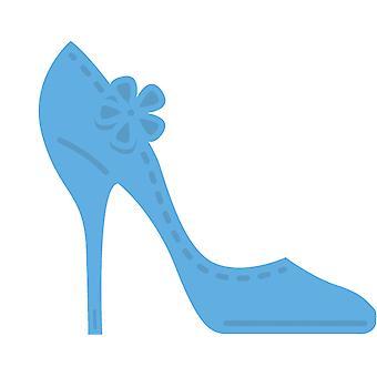 Marianne Design Pumpe erstellbare sterben, blau
