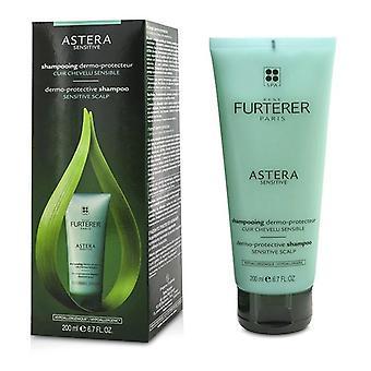 Astera Senstive Dermo-protective Shampoo (sensitive Scalp) - 200ml/6.7oz