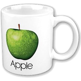 Le coffret officiel nouveaux Beatles Mug Apple bande Logo