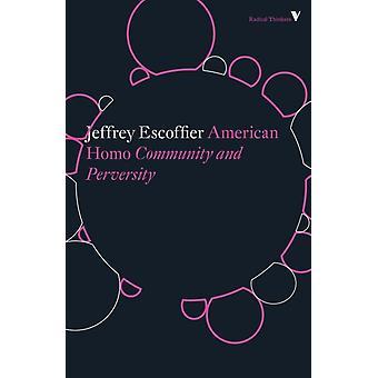 American Homo by Jeffrey Escoffier