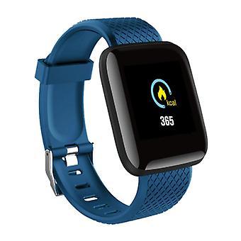 Stuff certificeret® sport SmartWatch BIONIC x1 fitness sport aktivitet tracker smartphone Watch iOS Android blå