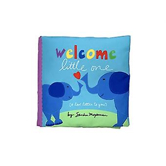 Welcome Little One  My First Cloth Book by Sandra Magsamen