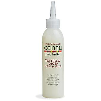 Cantu Tea Tree & Jojoba Hair & Scalp Oil 180 ml