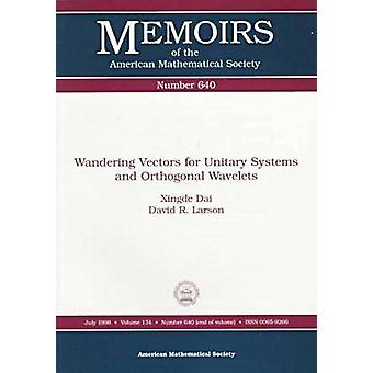 Wandering Vectors for Unitary Systems and Orthogonal Wavelets - 97808