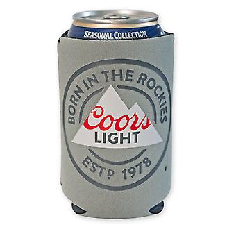 Coors Light Grey può Cooler