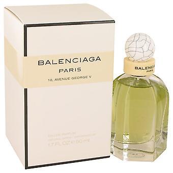 Balenciaga paris eau de parfum spray by balenciaga 492602 50 ml