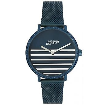 Shows Jean-Paul Gaultier 8505604 - steel Milanese woman blue