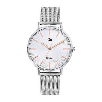 -Watch Go Girl Only 695998 steel Silver woman