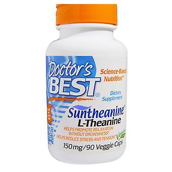 Suntheanine L-theanine 150 mg (90 VEG capsules)-arts ' s beste