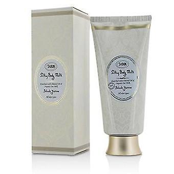 Silky Body Milk - Delicate Jasmine - 200ml/7oz