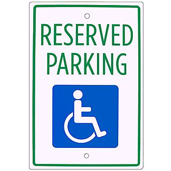 Handicap Parking Sign 18