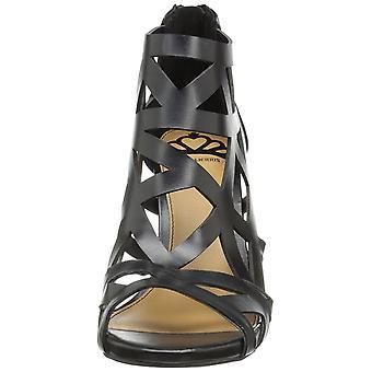 Fergalicious Womens Histeria Peep Toe Special Occasion Strappy Sandals