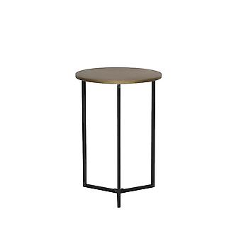 Light & Living Side Table 45x65.5cm Tortula Bronze