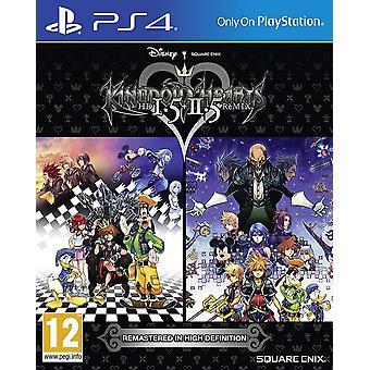 Kingdom Hearts HD 1.5 en 2.5 Remix PS4