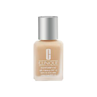 Clinique superbalanced silk makeup spf 15 01 silk porcelain