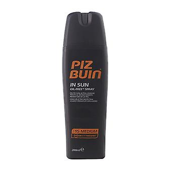 Spray Sun Protector In Sun Piz Buin Spf 15 (200 ml)