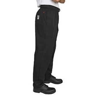 Dennys Mens Executive Chef Trousers