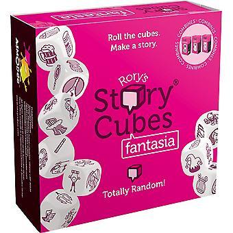 Asmodee The Creativity Hub RSC28 Rory's Story Cubes Fantasia