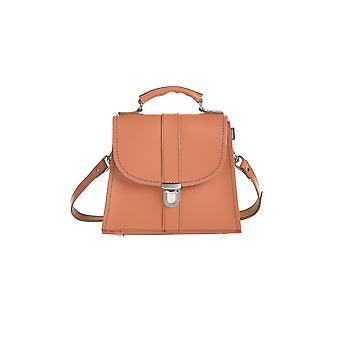 Zatchels Womens/Ladies Kilworth Handcrafted Leather Cross Body Bag (British Made)