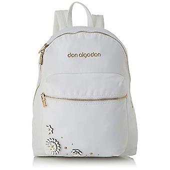 DON ALGOD N 0KV2952018 White women's backpack bag Mochila