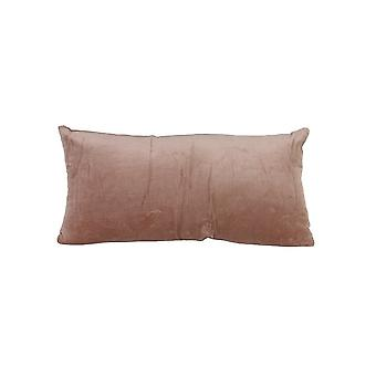 Light & Living Pillow 60x30cm Khios Velvet Salmon Pink
