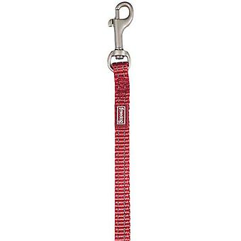 Freedog Handle reflective red nylon dog (Dogs , Collars, Leads and Harnesses , Leads)