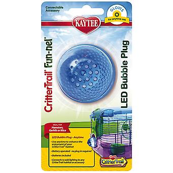 Kaytee Led Luz Dia Crittertrail (Small pets , Cage Accessories , Tunnels)