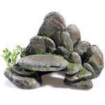 קלאסי עבור חיות מחמד קצה סלעי 235mm (דג, קישוט, סלעים & מערות)