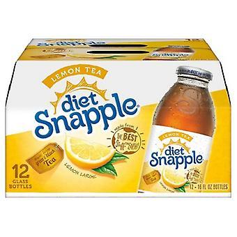Snapple Diet Lemon Tea-( 473 Ml X 12 Cans )