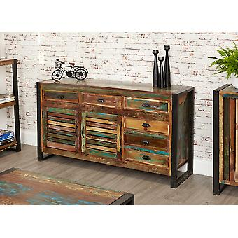 Urban Chic Large Sideboard Brown - Baumhaus