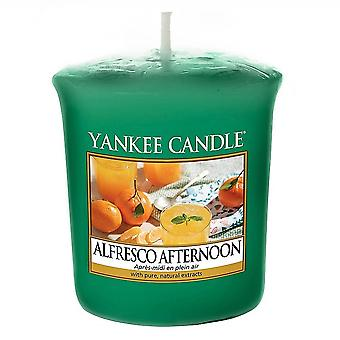 Yankee Candle Votive Sampler Alfresco Middag