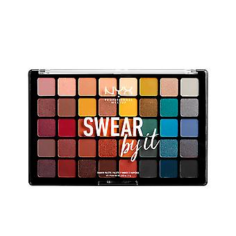 Nyx Swear By It Shadow Palette 40x1 Gr For Women