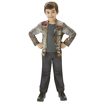 Star Wars Childrens/Kids Force Awakens Finn Deluxe Costume