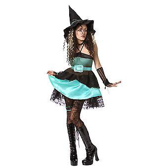 Déguisement sorcière Halloween femme