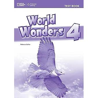 World Wonders 4 Test Book English by Cengage