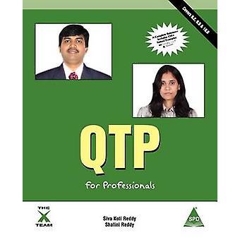 QTP for Professionals by Reddy & Shalini
