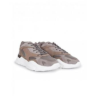 Mallet Lurus Suede Trainers