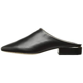 Pour La Victoire Womens Sebina Leather Closed Toe Mules