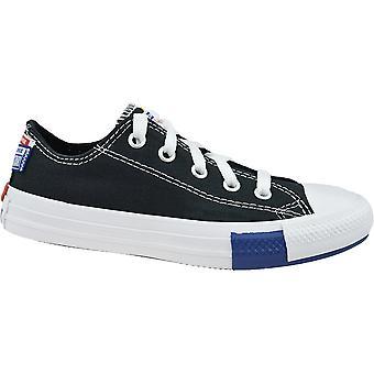 Converse Chuck Taylor All Star JR 366992C universal todos os anos sapatos infantis