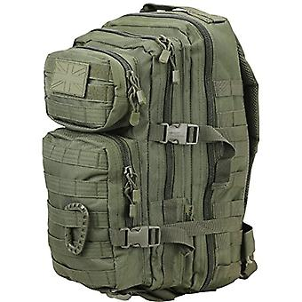 Kombat - Assault Springs - Small Size - 28 L - Color: Olive Green