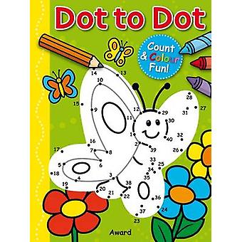 Dot to Dot - Butterfly by Angela Hewitt - 9781782701224 Book