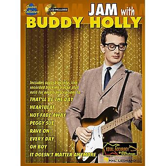 Jam with Buddy Holly by Buddy Holly - 9780634019678 Book